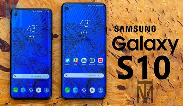 Samsung Galaxy S10 هو أول هاتف يمتلك خمسة كاميرات