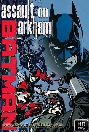 Batman Ataque A Arkham [1080p] [Latino-Ingles] [MEGA]