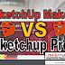 Perbedaan SketchUp  Make & SketchUp Pro