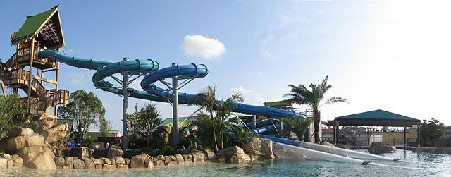 Dolphin Plunge - Aquatica Orlando