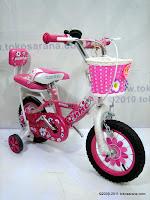 B 12 Inch NNC Novia Kids Bike