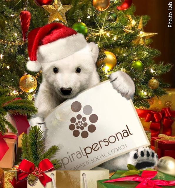 Spiral Personal os desea unas Felices Fiestas!!
