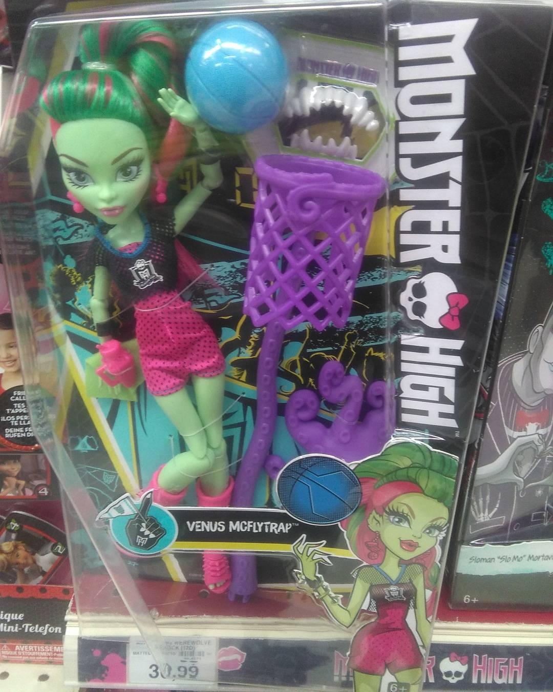 Monster high la petite rencontre