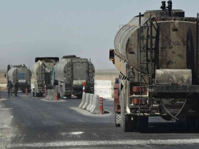 US-Allied Syrian Kurds Reportedly Sell Oil to Damascus Government