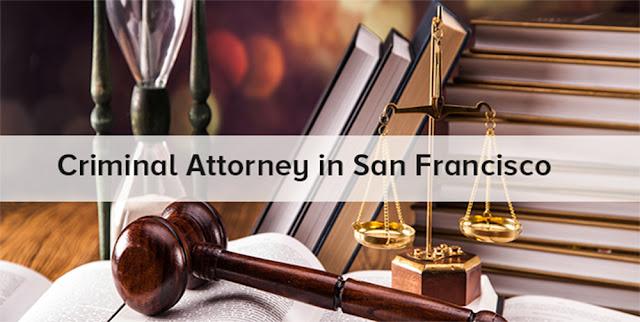 Criminal Attorney in San Francisco