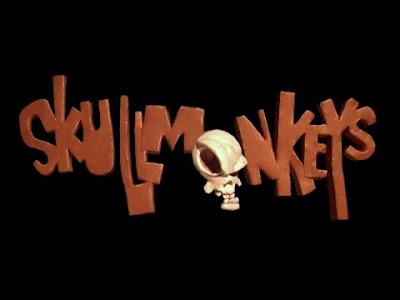 Alexey nos recuerda a Skullmonkeys