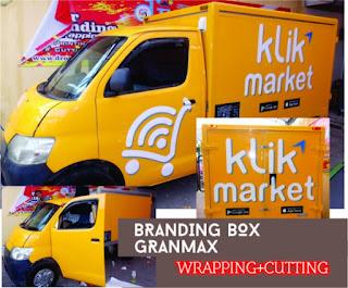 branding grandmax box