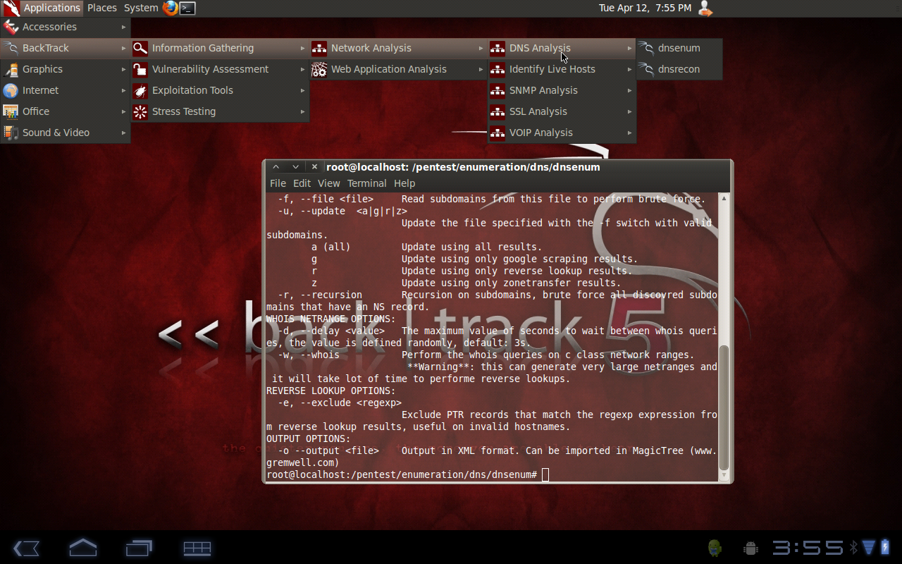 BackTrack Linux Guide
