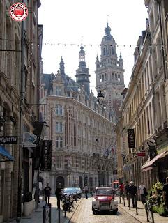 Visita en 2 caballos por Lille, Francia