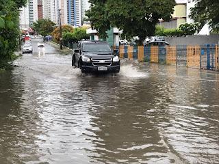Chove em todas as cidades da Paraíba no primeiro semestre de 2018, aponta Aesa