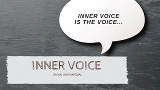 360life blog, inner voice