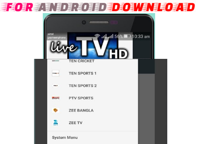 Download LiveTV1.0.0.4 Apk(Pro)APK(Update)-Android Apk -Watch World Free HD Premium Live Channel On Android