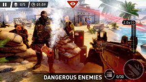 Sniper Ghost Warrior Mod Apk Unlimited Ammo v1.1.3 for Android