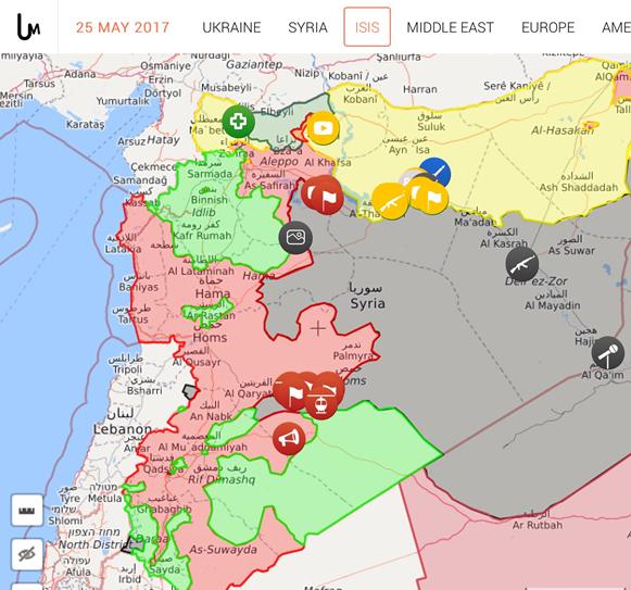Είναι οι ΗΠΑ και το Ιράν σε πορεία σύγκρουσης στη Συρία;