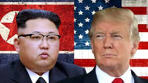Hoggaamiyaha Waqooyiga Kuuriya oo gaaray Singapore iyo Donald Trump oo ku sii jeeda.