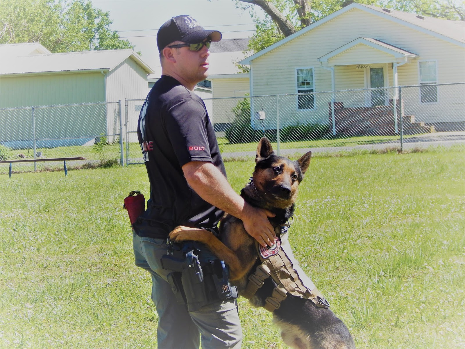 The k9 chronicle k9 bolt of the joplin mo police department solutioingenieria