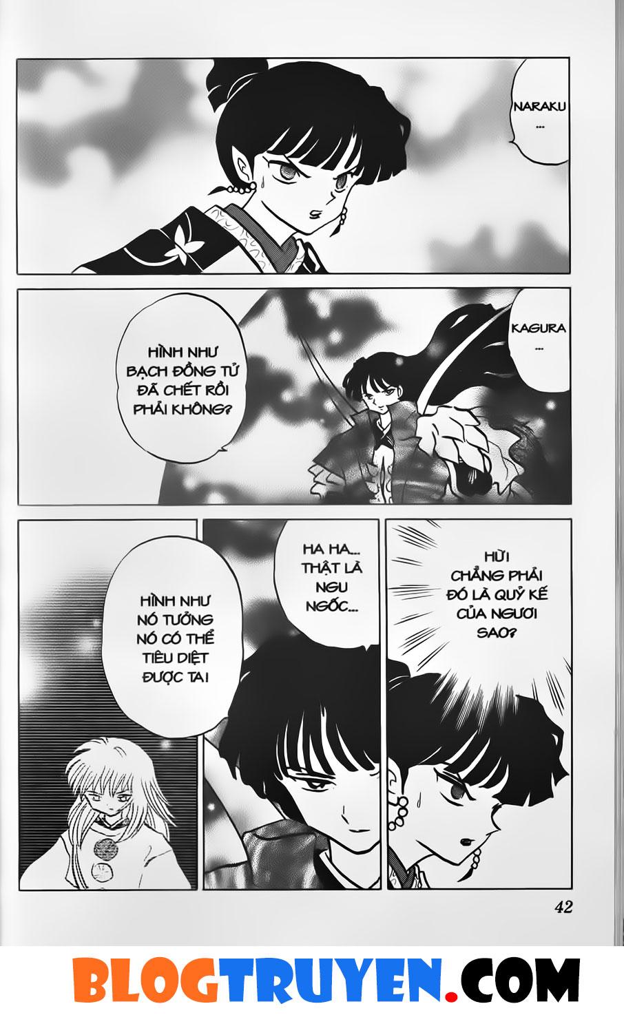 Inuyasha vol 38.3 trang 3