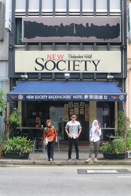 New Society Backpackers Hotel