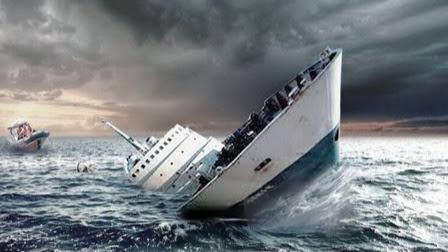 Kapal Penumpang KM Arsita Tenggelam, 13 Penumpang Dinyatakan Meninggal