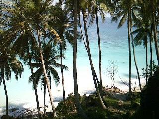 pantai tiga sumur sabang