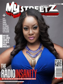 TOOLZ - PHOTOS: Toolz covers May issue of My Streetz Magazine