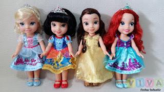 Locação Bonecos Princesas Disney Porto Alegre