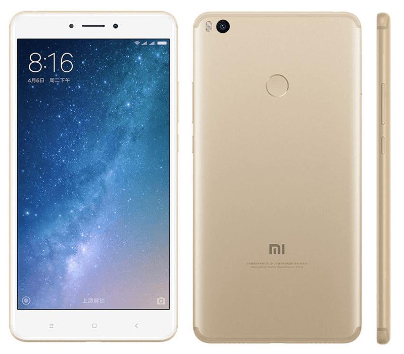 Xiaomi Launches Mi Max 2