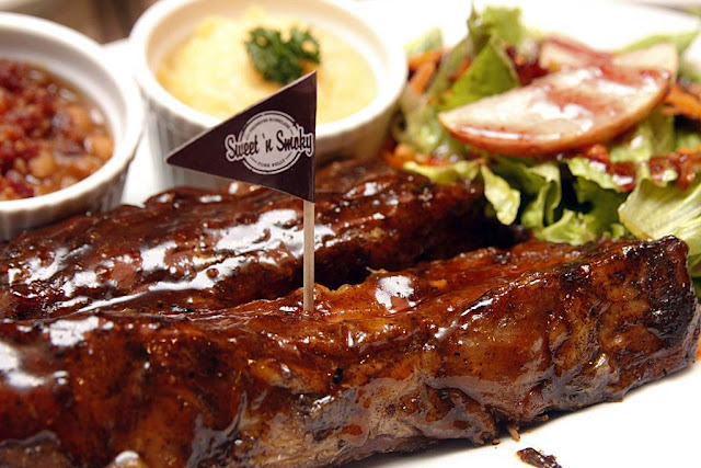 Racks Sweet N' Smoky Boneless Pork Ribs