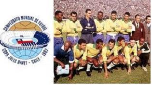 Piala Dunia 1962 FIFA Word Cup - berbagaireviews.com
