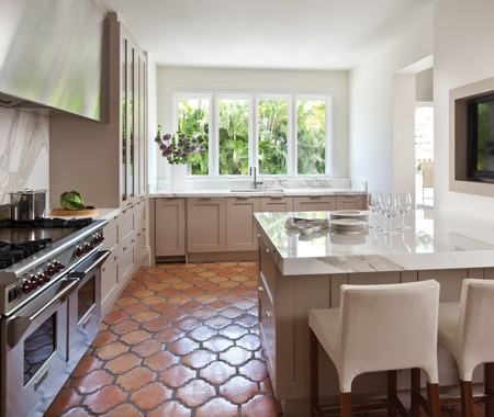 kitchens with saltillo tile floors prairie perch palm vacation anyone 8800