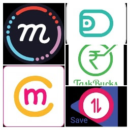 Top 5 money earning apps in India, Kmaen everyday upto rs 100 to 200