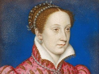 Mary, İskoç Kraliçesi: Şarapta Banyo