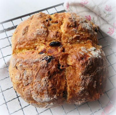 Small Batch Irish Soda Bread