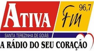 Rádio Ativa FM de Santa Terezinha de Goiás GO ao vivo