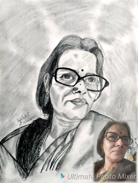 Artist Vimala Sethuraman