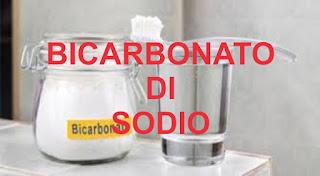 bicarbonato di sodio per pulire il bagno