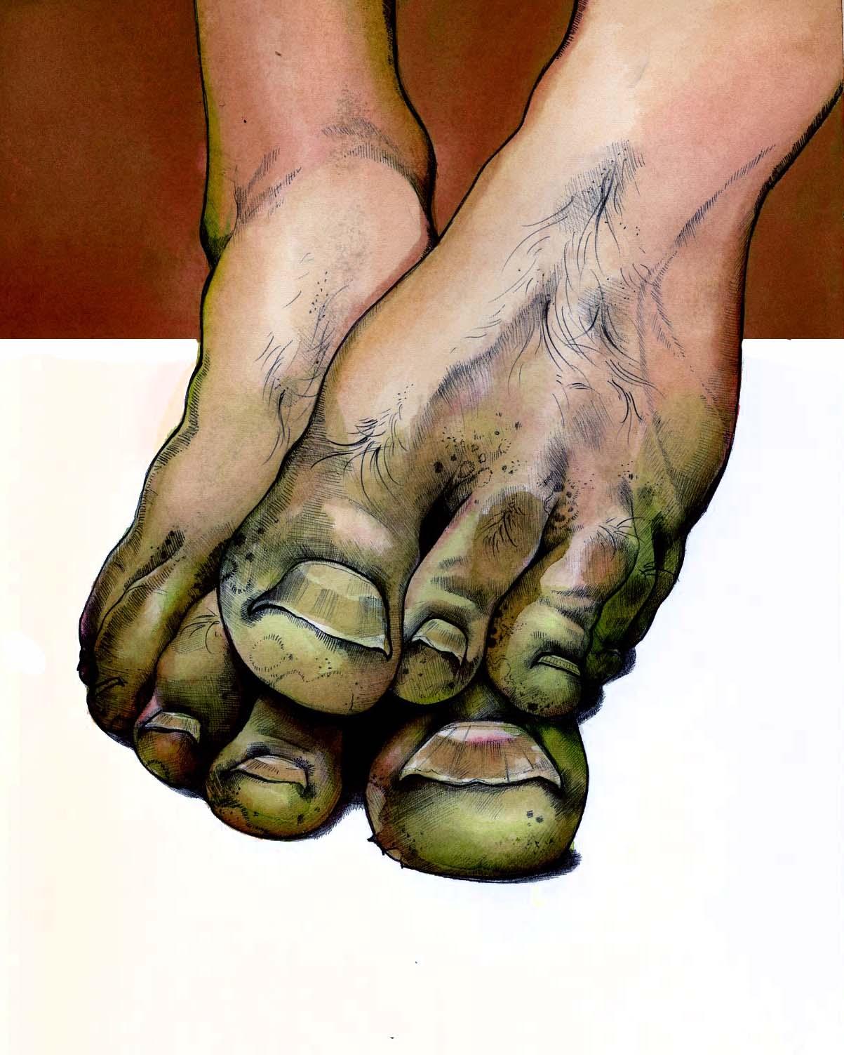 Stinky Feet 29