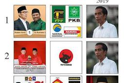 PILGUB JABAR RASA PILPRES. Untuk Mengingatkan Bahwa 2019 Ganti Presiden