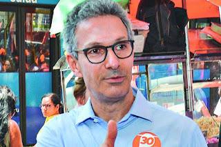 Governador eleito por Minas Gerais Romeu Zema