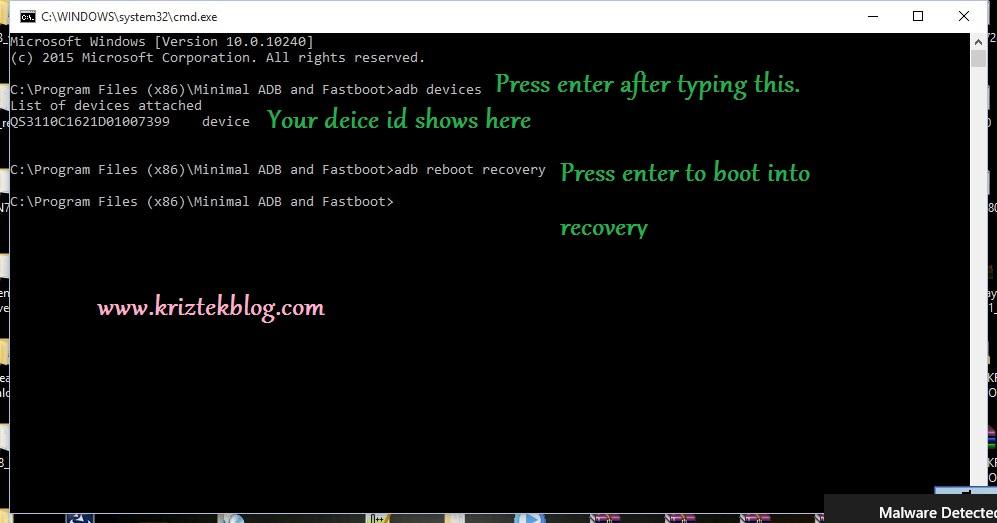 [Image:Factory Reset Pattern/Pin Locked Itel Via Adb/Fastboot]