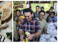 Terbongkar, Rumah Anggota DPR Dipakai Gudang Sembako Ahok, Tim Anies Desak Bawaslu Tegas