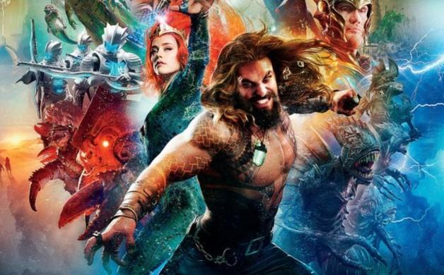 Aquaman 2018 Dual Audio HDRip 480p ESub x264