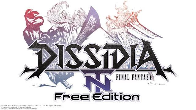 Dissidia final fantasy tendrá versión gratis en PS4 y PC en marzo