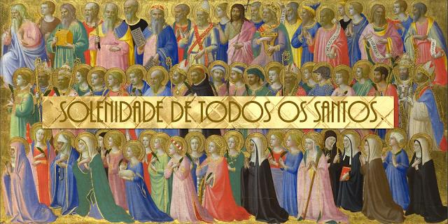 Resultado de imagem para festa de todos os santos