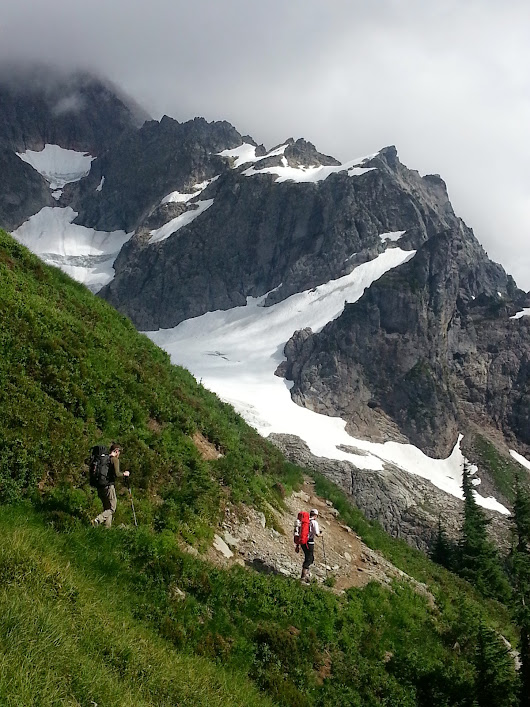 Shootin' Blanks in the North Cascades