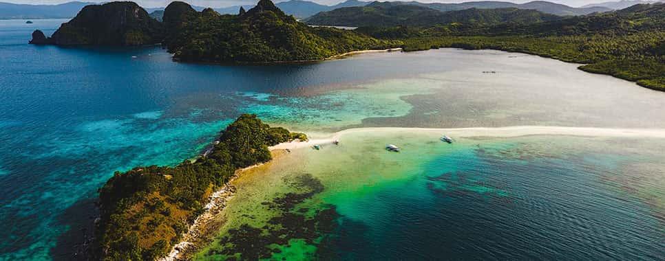 Travel Destination - Palawan Island, Philippines