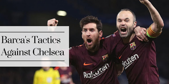 FC Barcelona will be banking on Iniesta and Chelsea to win the game against Chelsea
