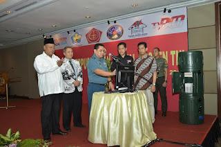 Panglima TNI : Media Massa Bukanlah Instrumen Yang Asing