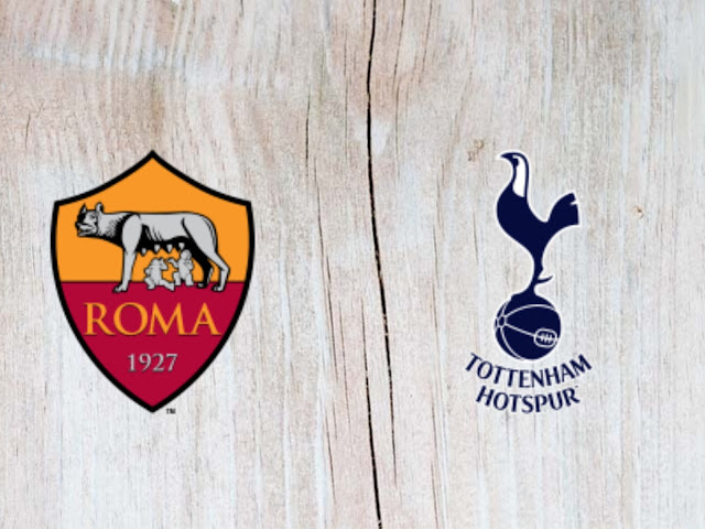 Watch Roma vs Tottenham Hotspur - Full Match replay