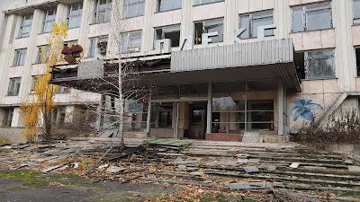 palazzo abbandonato